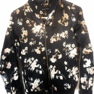 New look floral jacket